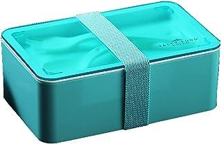 FEIGAO Boite Repas Compartiment,PP De Qualité Alimentaire Lunch Box,Lunch Box Isotherme,Contenants Alimentaires,Rangement ...