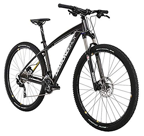 Diamondback Bicycles 2015 Overdrive Comp Hard Tail Complete Mountain Bike, 18-Inch/Medium, Grey