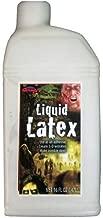 Forum Novelties Liquid Latex, Clear, 16 Ounce