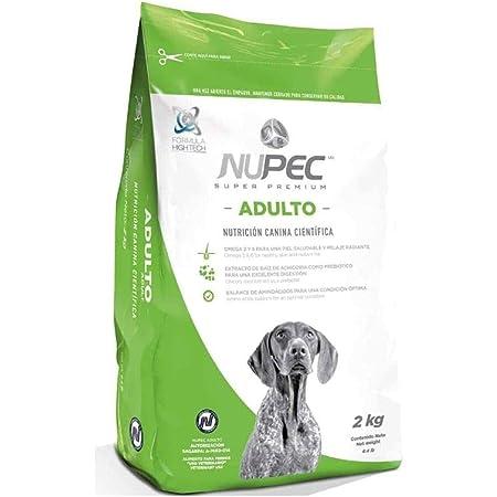 Nupec croquetas para Perros, Adulto, con Omega 3 y 6, presentación de 20 kg.