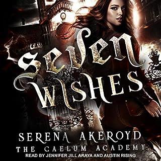 Page de couverture de Seven Wishes