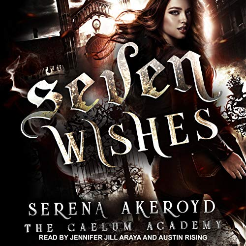 Seven Wishes audiobook cover art