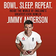 Jimmy Anderson: Bowl. Sleep. Repeat.