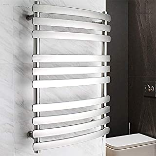 electric and central heating towel rail