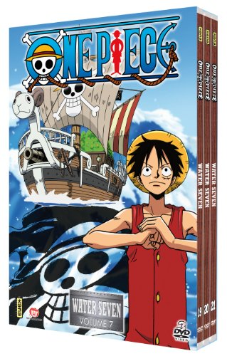 One Piece-Water 7-Coffret 7