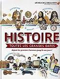 Histoire:toutes les grandes dates - Depuis les premiers hommes jusqu'à nos jours!