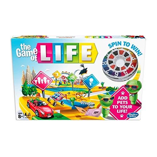 Hasbro Gaming El Juego de la Vida