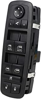 uxcell Front Left Master Power Window Switch 68110872AA for 2012-2016 Chrysler Town Country