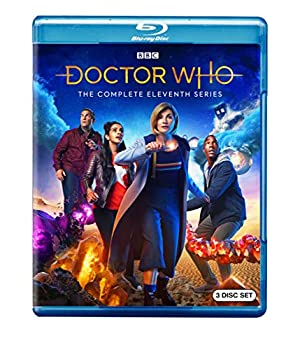 Doctor Who  The Complete Eleventh Series  BD  [Blu-ray]