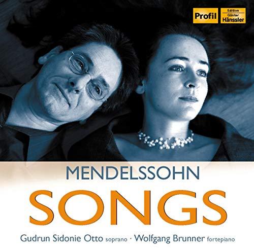 MENDELSSOHN: Lieder