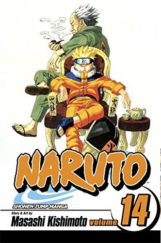Naruto Volume 14