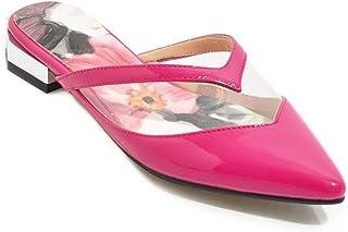BalaMasa Womens AFL00499 Pu Heeled Sandals