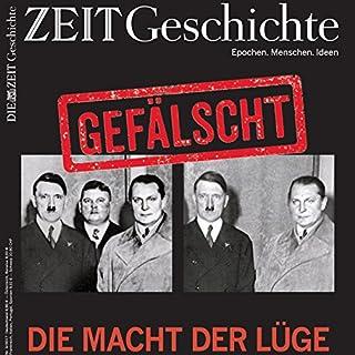 Die Macht der Lüge: Propaganda, Fälschungen, Verschwörungstheorien - vom Mittelalter bis heute (ZEIT Geschichte) Titelbild