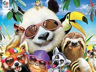 Ceaco Selfie Summer Fun Puzzle - Selfie Collection - 550 Pieces