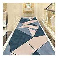 MDCG ショールーム 廊下 カーペット ランナー カスタマイズ エリアラグ 玄関マット フロアマット 複数のサイズオプション (Color : A, Size : 100x660cm)