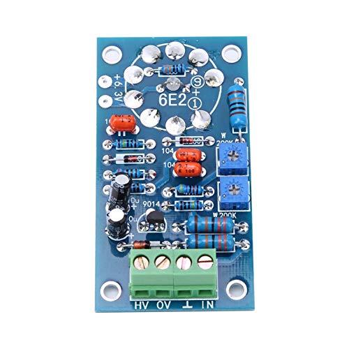 Indicador de nivel de audio para amplificador de audio, 0,3 A, LED azul para interruptores industriales (producto acabado)