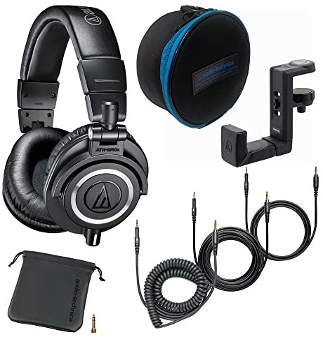 Top 10 Best audio-technica ath-m50x Reviews