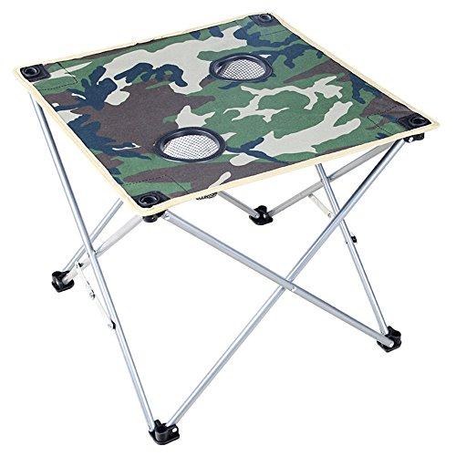 GHM Tableau et Tabouret Se Pliant extérieur Portable Tableau et Tabouret portatif de Camping de pêche de Plage (Taille : A)