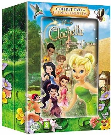 Clochette et l'expédition féérique [DVD + Jeu vidéo...