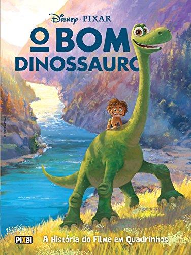 O Bom Dinossauro - HQ: A história do filme em quadrinhos (HQs Disney)