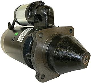 DB Electrical SBO0202 New Starter For Caterpillar 416 Backhoe W/ Perkins Engine, Cat Loader 416 426 428 436 438 3T8832, 6T8832  B0001369006 0-001-369-002 0-001-369-006 0-001-369-106 0R9995 7X1361