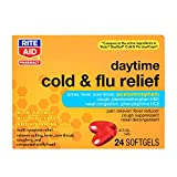 Best Daytime Cold Medicines - Rite Aid Multi-Symptom Daytime Cold & Flu Relief Review