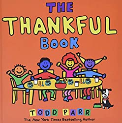 Children's Books about Gratitude and Thankfulness - The Thankful Book