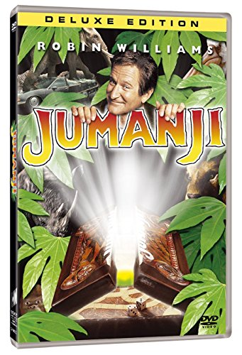 Jumanji (deluxe edition) [IT Import]