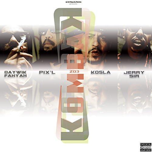 Kosla feat. Pix-L, Daywik Fahyah & Jerry Sir