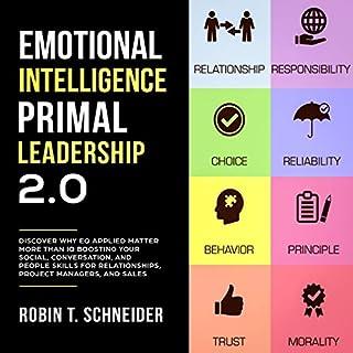 Emotional Intelligence Primal Leadership 2.0 cover art