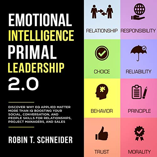 Emotional Intelligence Primal Leadership 2.0 audiobook cover art