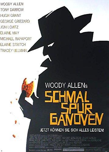 Schmalspurganoven (2000)   original Filmplakat, Poster [Din A1, 59 x 84 cm]