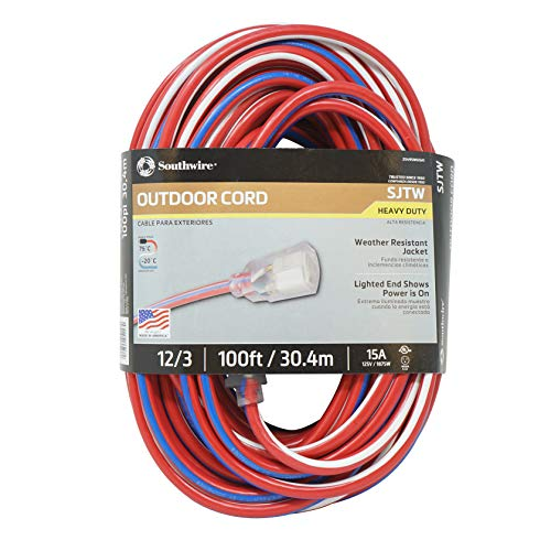 Southwire 2549SWUSA1 100-Feet