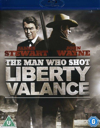 Man Who Shot Liberty Valance [Edizione: Regno Unito] [Edizione: Regno Unito]
