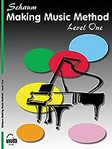 Making Music Method: Level 1 Elementary Level (Schaum Publications Making Music Method)