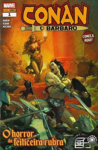 Conan, O Bárbaro n° 1
