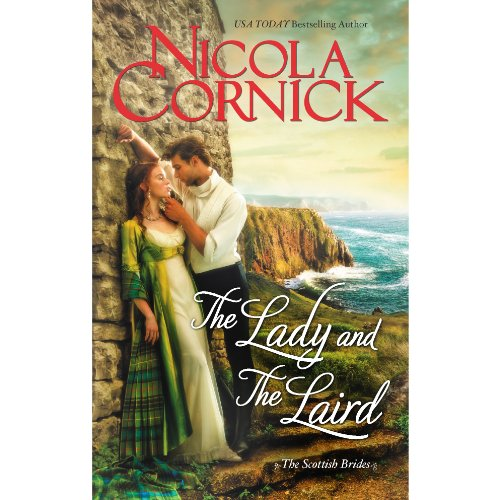 The Lady and the Laird audiobook cover art