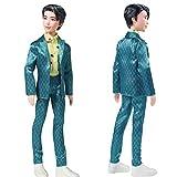 USA OFFICIAL BTS Figure Mattel RM Doll K-Pop KPOP 27 cm Jung-Kook V Suga RM Jimin J-Hope