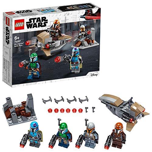 LEGO Star Wars - Pack de Combate: Mandalorianos, Juguete