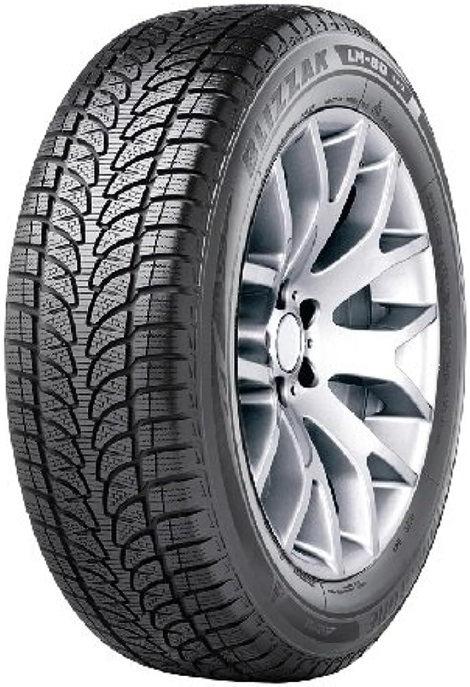 Bridgestone blizzak lm-80 evo m+s pneumatico invernale 215/60r17 96h