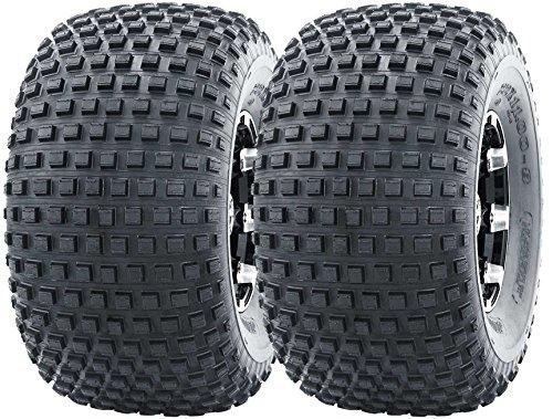 2 New WANDA ATV Tires 22X11-8 22x11x8 4PR P323- 10032