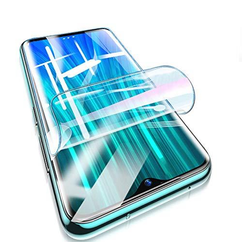 XLLXPZ 2 Piezas Cubren Protector De Pantalla De Película De Hidrogel, para Huawei Nova 5T 5Z 5 5I Pro 4 4E 3 3I 3E, Película Protectora De Pantalla De Teléfono De Película De Hidrogel Pelícu