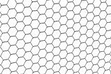 GAH-ALBERTS 614102 Sechseckgeflecht, verzinkt, 500 mm Höhe, 10 m Rolle, 13 mm Maschenweite