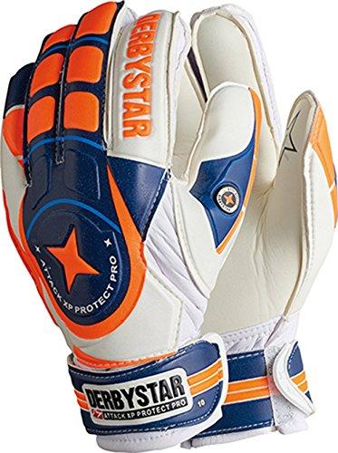 Derbystar Attack XP Protect  Pro, 6, weiß navy orange, 2649060000 - 2
