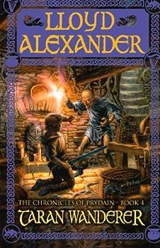 Paperback Taran Wanderer : The Chronicles of Prydain, Book 4 Book