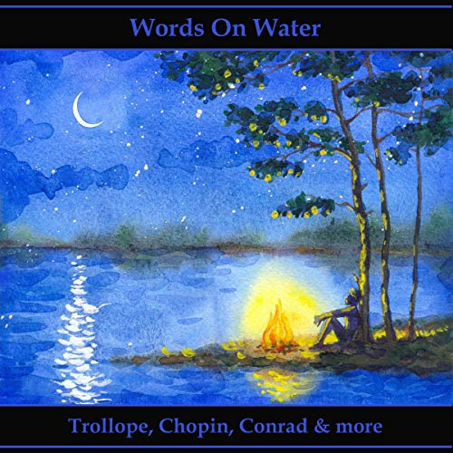 Words on Water - A Short Story Collection cover art
