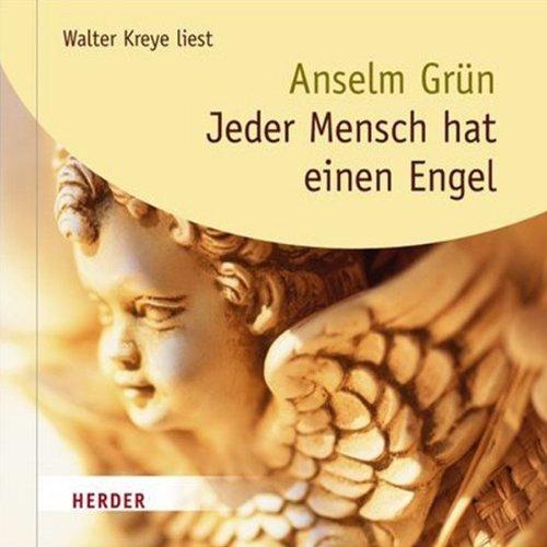 Jeder Mensch hat einen Engel audiobook cover art