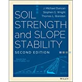 Soil Strength and Slope Stability (English Edition)