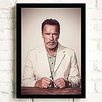 写真 ポスター A3サイズ Arnold Schwarzenegger (25) 壁掛け アートパネル 絵画 壁の装飾画 壁ポス 42cm x 30cm フレームなし (ポスターのみ)