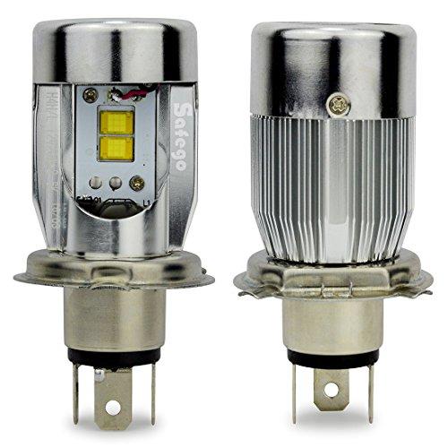 2x H4 25W Hi/Lo Faro Bombillas Alquiler de luces LED 25W*2 2800Lm*2  para el coche / Van / Camión